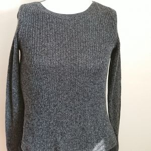 """H&M  black sweater S chest 38"""" length 28"""" preowned"""